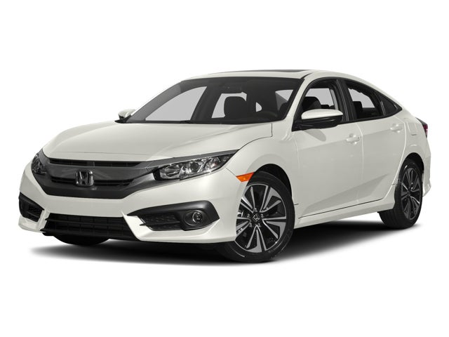 2017 Honda Civic Ex T In Hollywood Ca Of