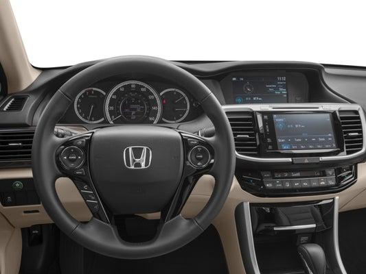Honda Accord Ex L >> 2017 Honda Accord Ex L