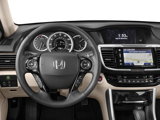 2017 Honda Accord Ex L W Navigation And Sensing In Hollywood Ca