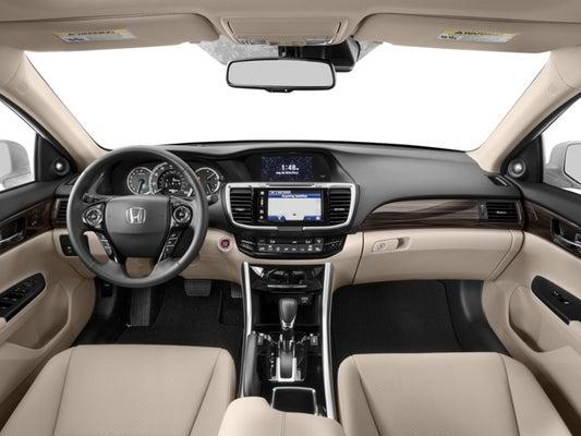 Honda Accord Ex L >> 2017 Honda Accord Ex L W Navigation And Honda Sensing