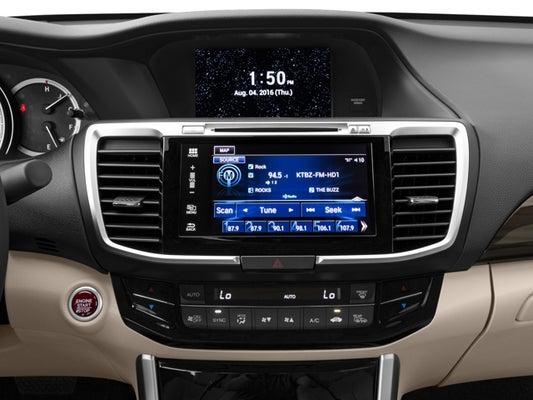 2017 Honda Accord Ex L W Navigation And Sensing In Hollywood Ca